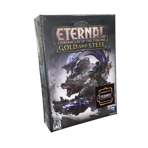 Eternal - Chronicles of the Throne: Gold & Steel