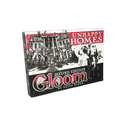 Gloom: Unhappy Homes  2nd edition
