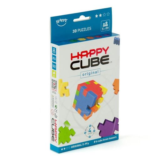 Happy Cube Original - 6 Colour Pack