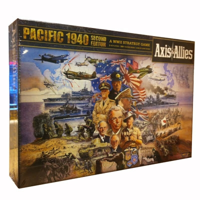 Axis & Allies: 1940 Pacific 2nd edition