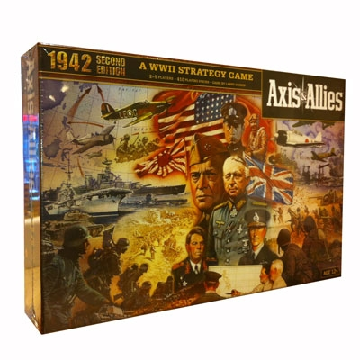 Axis & Allies: 1942 2nd edition