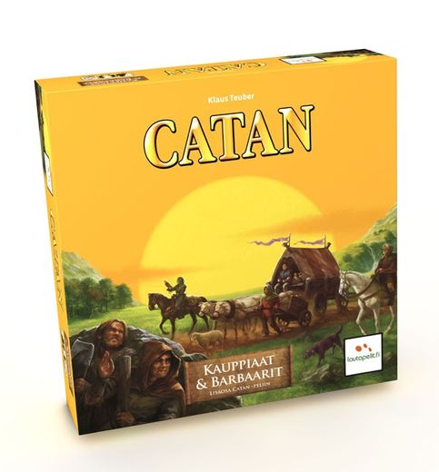 Catan - Traders & Barbarians (FIN)