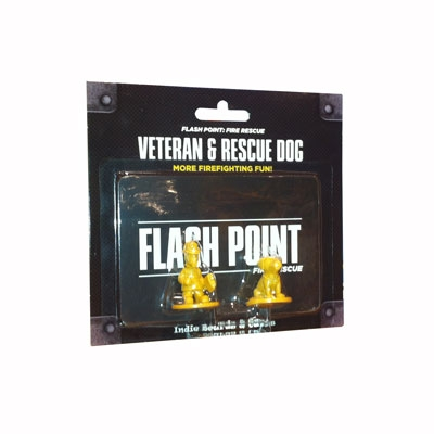Flash Point Fire Rescue: Veteran & Rescue Dog