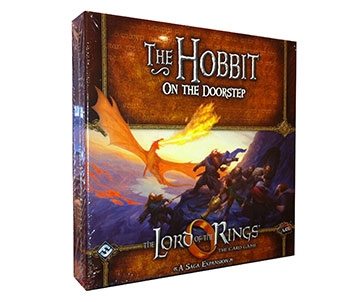Lord of the Rings LCG -- Hobbit on the Doors