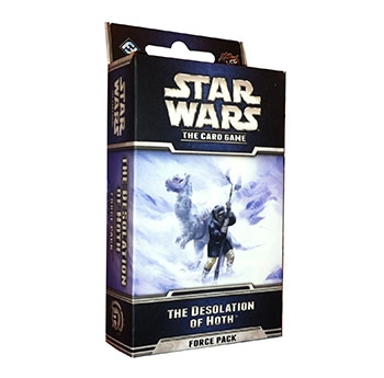 Star Wars LCG - Desolation of Hoth