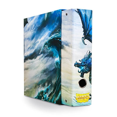Dragon Shield Slipcase Binder - Blue Kokai