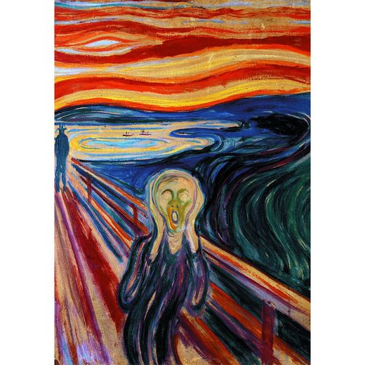 Munch - The Scream 552946