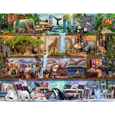 Aimee Stewart - Wild Kingdom Shelves 166527