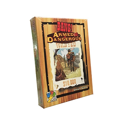 Bang! Armed and Dangerous (ENG)