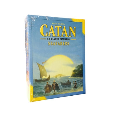 Catan: Seafarers 5-6player expansion