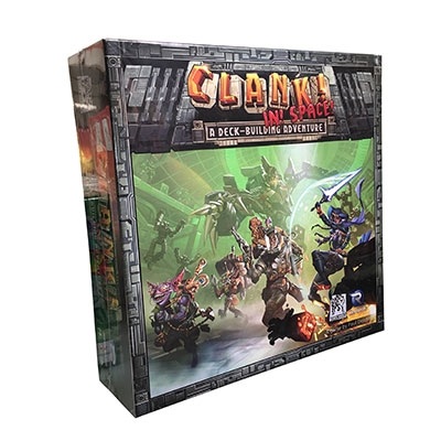 Clank! - In space!