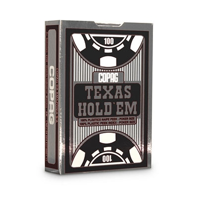 Playing cards, Copag, Texas Hold'em