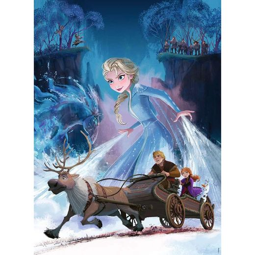 Frozen II - Mysterious Forest 128655