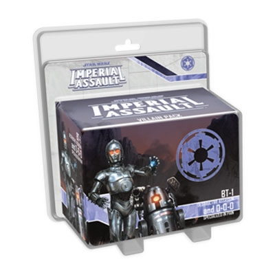 Star Wars - Imperial Assault BT-1 and 0-0-0