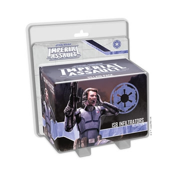 Star Wars - Imperial Assault ISB Infiltrator