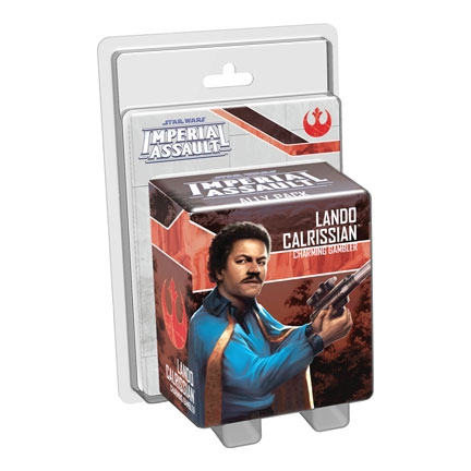 Star Wars - Imperial Assault Lando Calrissia