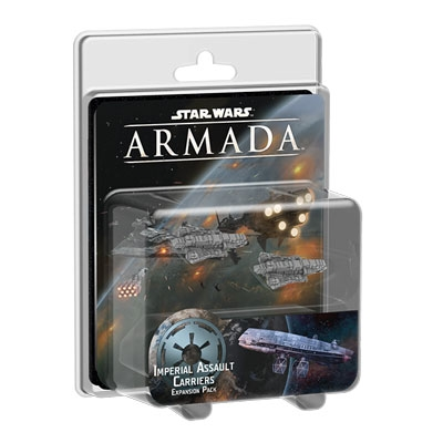 Star Wars - Armada: Imperial Assault Carriers
