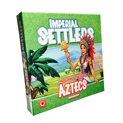 Imperial Settlers: Glory of the Gods Aztecs