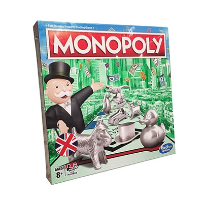 Monopoly, classic London