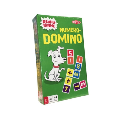Reuhurinne Number Domino (FIN)