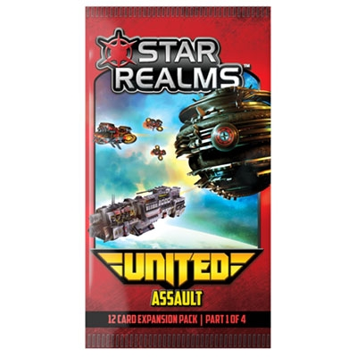 Star Realms: United Assault Booster