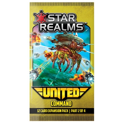 Star Realms: United Command Booster