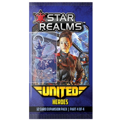 Star Realms: United Heroes Booster