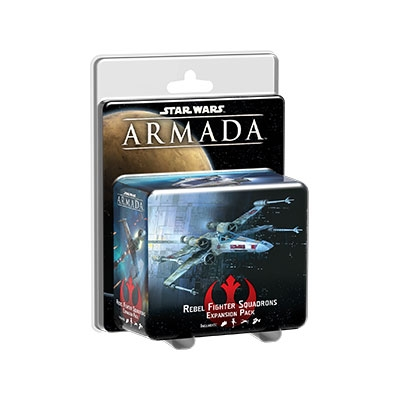 Star Wars - Armada: Rebel Fighter Squadrons