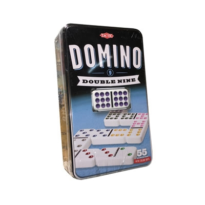 Domino, Double Nine Tactic