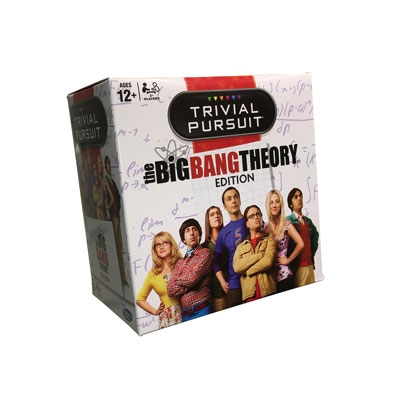 Trivial Pursuit, the Big Bang Theory