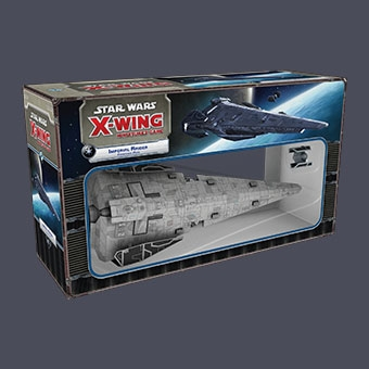 X-Wing - Imperial Raider (ENG)