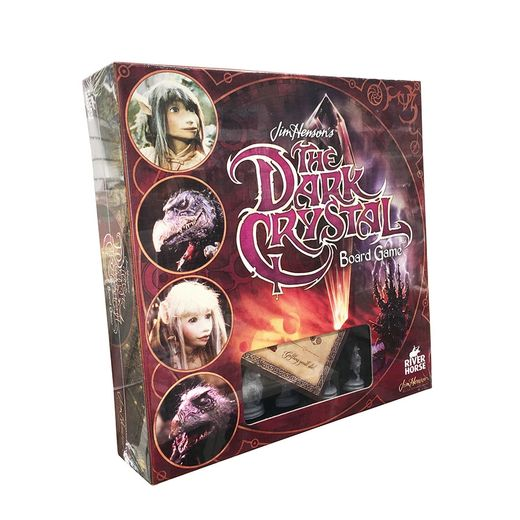 Dark Crystal board game (ENG)