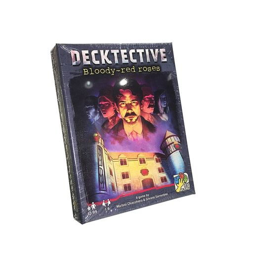 Decktective - Bloody-red Roses (ENG)