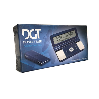 DGT 960 Travel Chess clock, digital