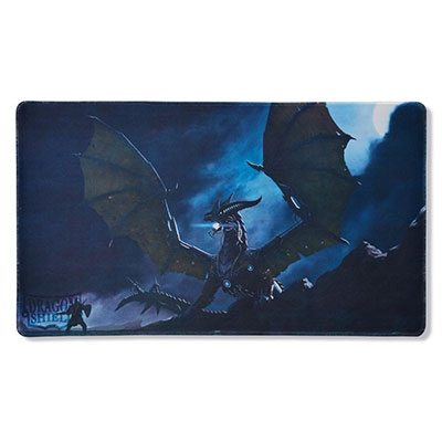 Dragon Shield - Playmat Jet with Lifecounter