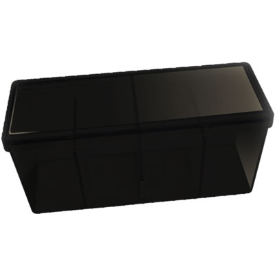 Dragon Shield - 4 Storage box: Black