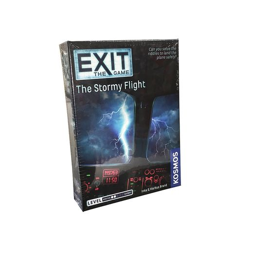 EXIT Stormy Flight (ENG)