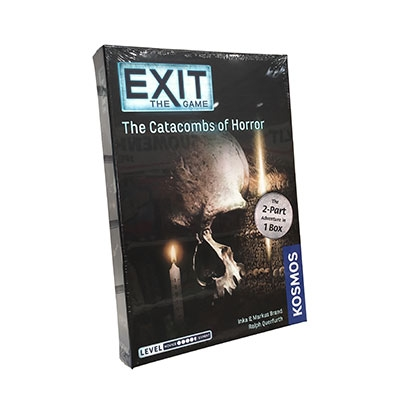 EXIT XL Catacombs of Horror