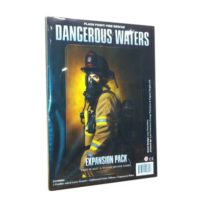 Flash Point Fire Rescue: Dangerous Waters