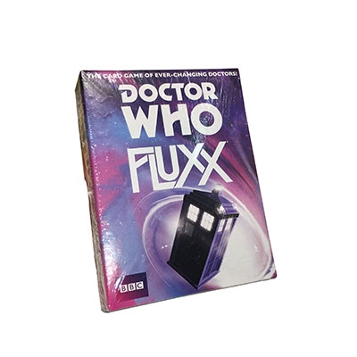 Fluxx, Doctor Who