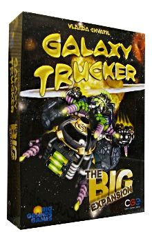 Galaxy Trucker BIG Expansion