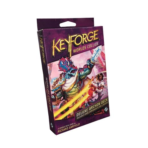 Keyforge: Worlds Collide Deluxe Archon Deck (ENG)