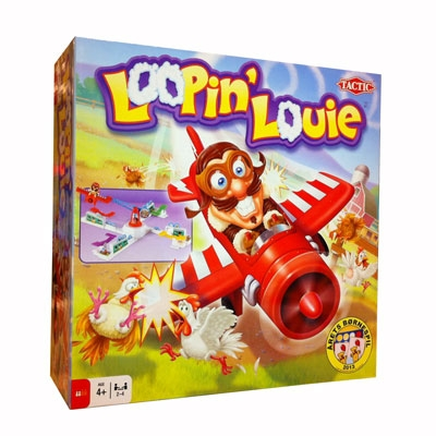 Looping Louie (FIN/SWE/NOR/DAN)