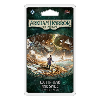 Arkham Horror LCG: Lost in Time & Space