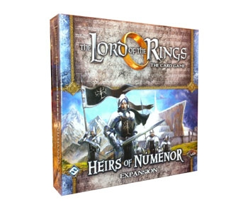 Lord of the Rings LCG -- Heirs of Numenor
