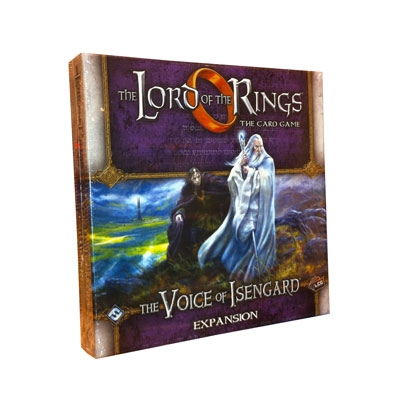 Lord of the Rings LCG --Voice of Isengard