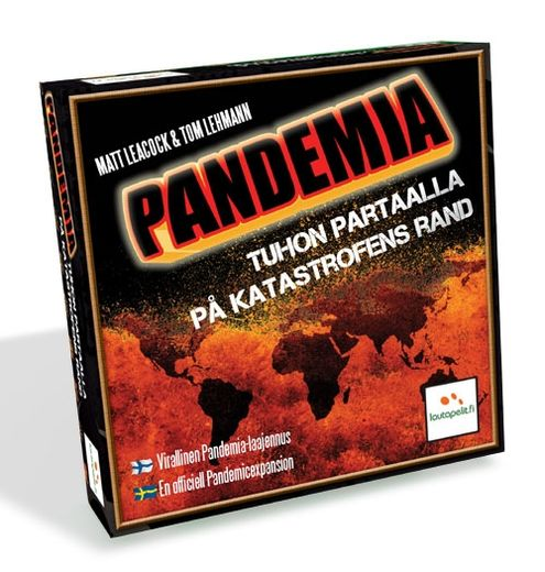 Pandemia - Expansion (FIN/SWE)