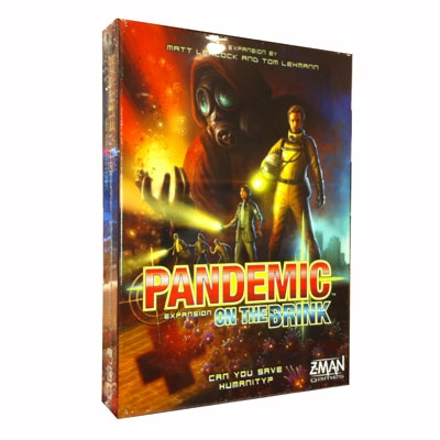 Pandemic: On the Brink 2nd edition