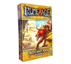 Rune Age: Oath and Anvil
