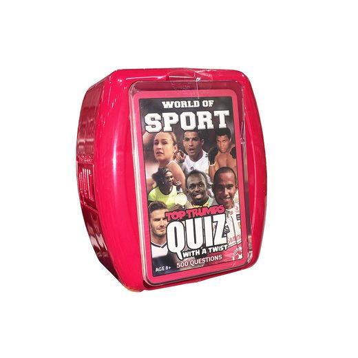 Top Trumps Quiz - Sport (ENG)
